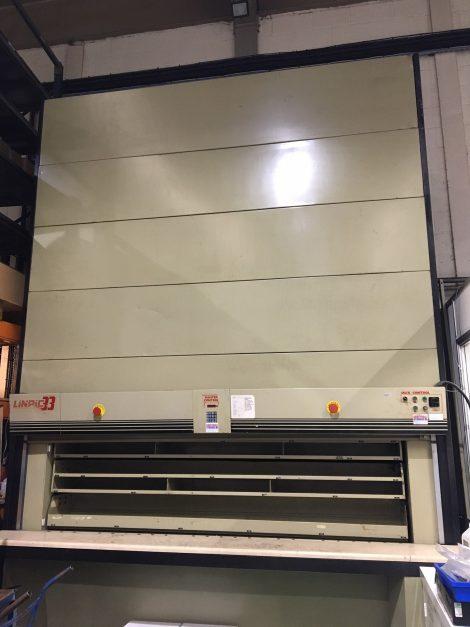 Vertical Storage Carousel